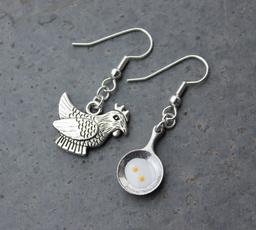 Jewelry, Jewellery, Earring, Gift For Girl