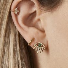 water, earlessearclipcopperearbuckle, Copper, eye