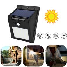 motionsensor, Outdoor, waterprooflight, Garden