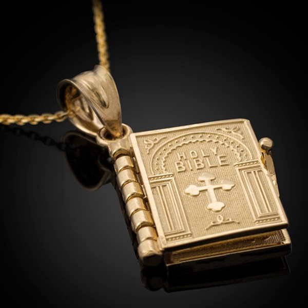 Fashion, Christian, Cross necklace, Chain