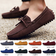 casual shoes, Flats & Oxfords, Fashion, moccasin