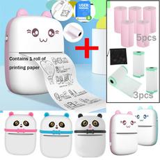 Mini, Printers, printerpaper, Bluetooth