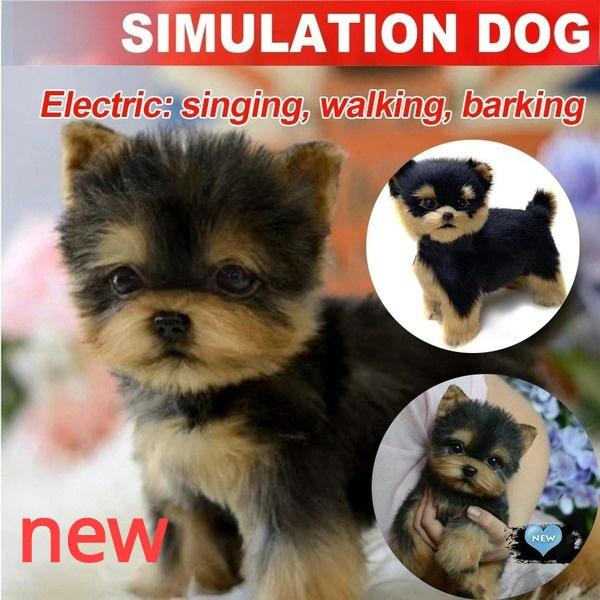 simulationdog, Toy, lifelike, Gifts