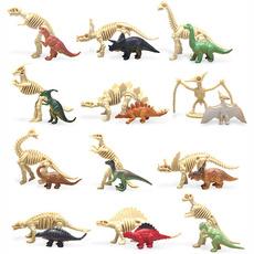 Toy, Skeleton, dinosaurfossiltoy, dinosaurtoyset