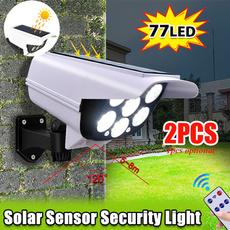 Sensors, sensorsolarlight, Garden, Waterproof