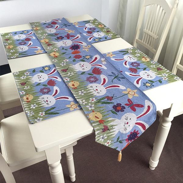 easterdecoration, Decor, tableflag, Home Decor