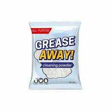 Cleaner, powdercleaner, decontaminationpowder, greaseawaycleaner