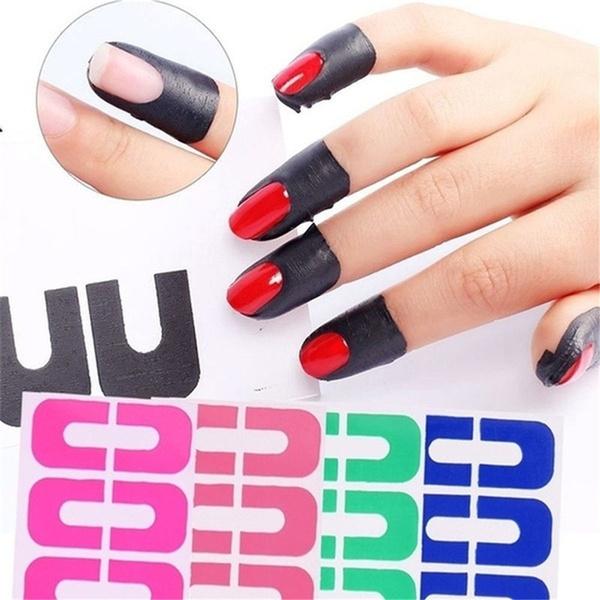 nail stickers, Beauty, làmđẹpmóng, sơnmóngtay