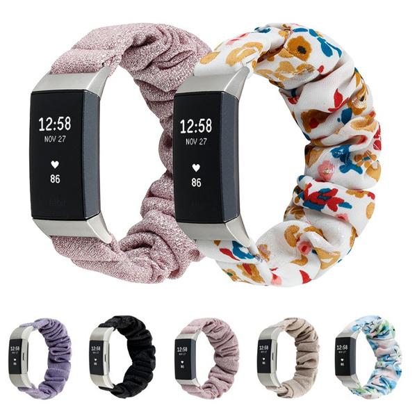 Watches, scrunchie, Wristbands, Elastic