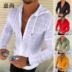 Summer, camisamasculina, Fashion, Shirt