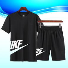 Mens T Shirt, Round neck, Running, Necks