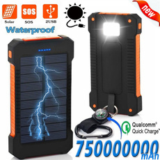led, usb, Waterproof, Powerbank