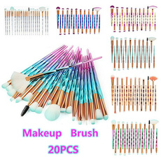 DIAMOND, Beauty tools, Jewelry, Cosmetic Brushes
