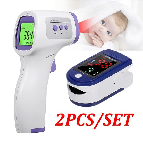 bloodoxygenmonitor, thermometergun, Monitors, oximetertester