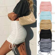 Fashion Skirts, Plus Size, Knitting, Lace