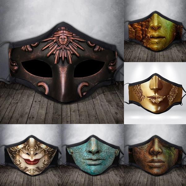 washable, Fashion, Breathable, Masks