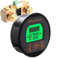ammetervoltmeter, Capacity, Monitors, voltagedetector