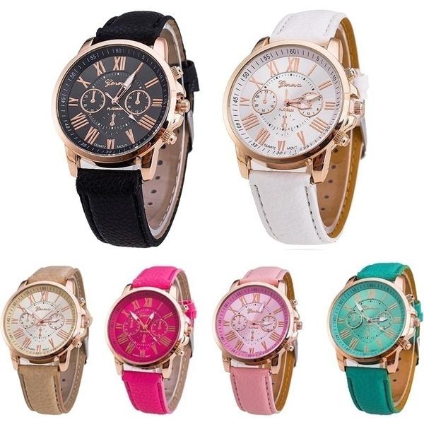 Fashion, gold, fashion watches, Watch
