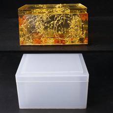Box, Storage Box, Silicone, Home & Living