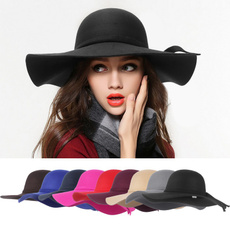 Summer, Fashion, Beach hat, Fedora