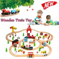 crossingcarchannel, trainrailway, woodentraintoy, Regalos
