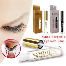 False Eyelashes, Adhesives, hypoallergenic, eyelashglue