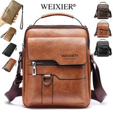 Shoulder Bags, Fashion, brown, business bag