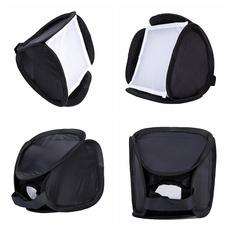 Box, Mini, slrcamerasoftbox, flashdiffuser