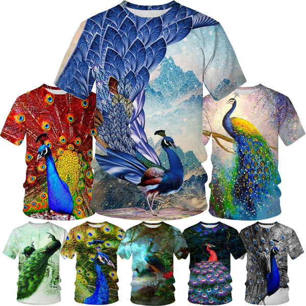 Hip Hop, peacock, Fashion, Necks