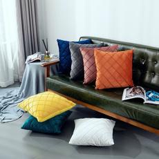 case, velvet, Home & Living, Sofas