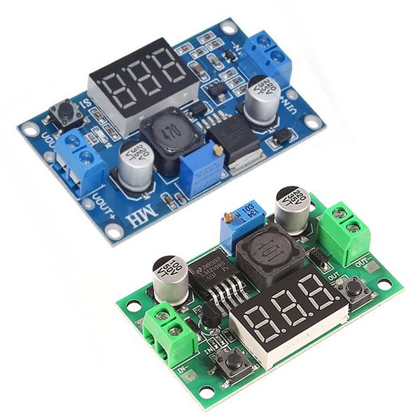 lm2596voltage, led, stepdownconverter, lm2596