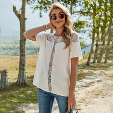 whitelacejacket, Lace, Spring, womens top