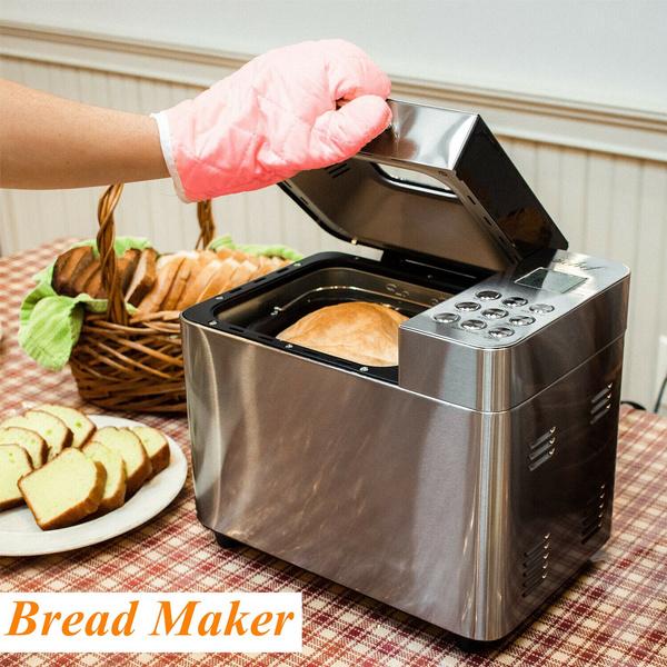 Steel, breadmakerinhome, Cooking, breadmachine