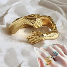 Adjustable, Love, Jewelry, gold