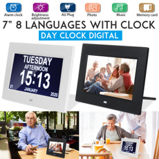 homealarmclock, smartclock, Sensors, calendarclock