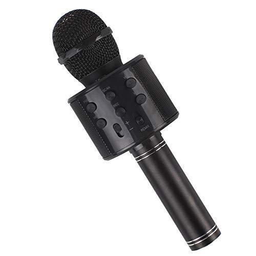 Microphone, Speakers, black, party
