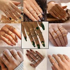 bohemianring, crystal ring, Love, Jewelry