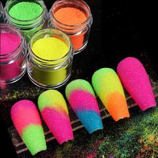 rainbow, nailglitter, Beauty, Nail Art Accessories