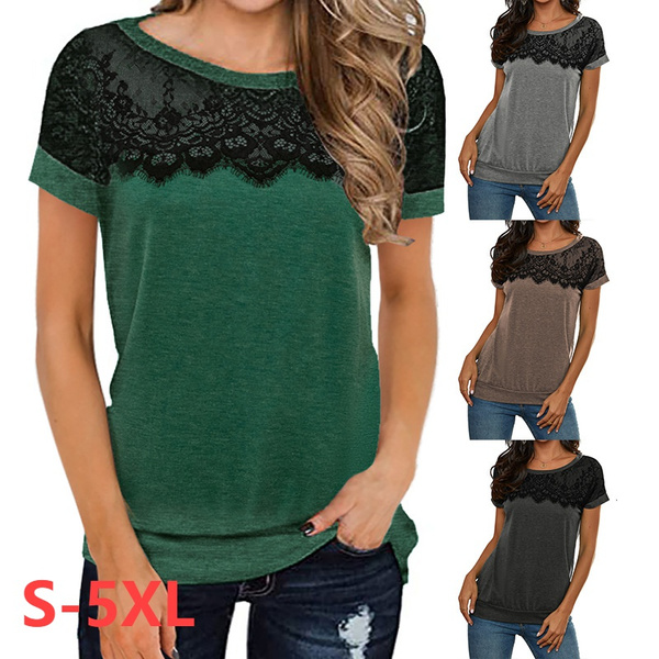 Summer, Fashion, Lace, black lace