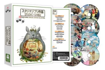 hizaomiyazaki, TV, DVD, miyazaki