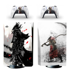 ps5customcontrollerskin, Video Games, coverforplaystation5console, Console