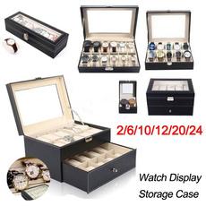 Box, Storage Box, watchstoragwcase, Wooden