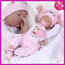 Bebe, cute, Toy, muñecasdesilicon