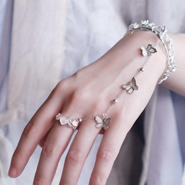 butterfly, butterflybracelet, Jewelry, Bell
