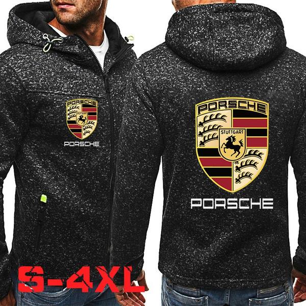 Fashion, zipperjacket, porsche911, men's coat