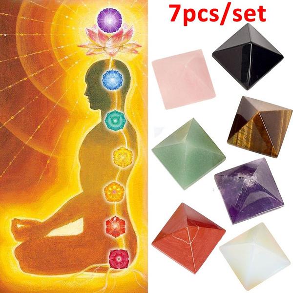 pyramid, Jewelry, quartzstone, crystalstone
