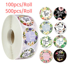 Storage & Organization, seallabel, Stickers, Seal