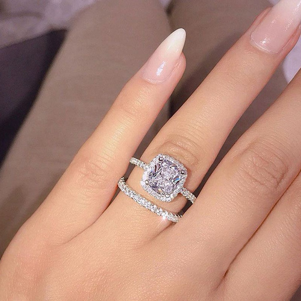 Sterling, DIAMOND, Wedding Accessories, Engagement Ring
