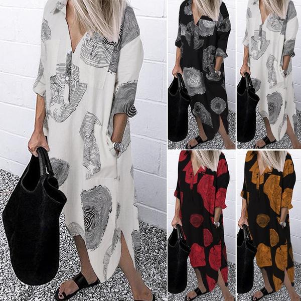 printeddres, Shirt, blousedres, shirt dress