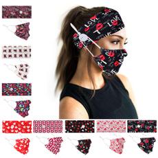 headbandandmask, buttonsheadband, mouthmask, yogasportturban
